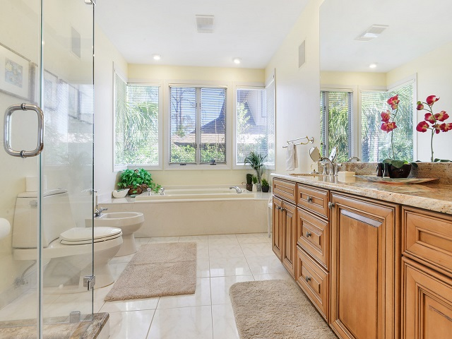 11 Dinghy - Master Bath