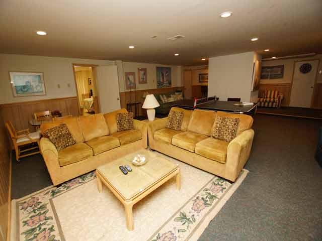11 Dinghy- Basement Sofa