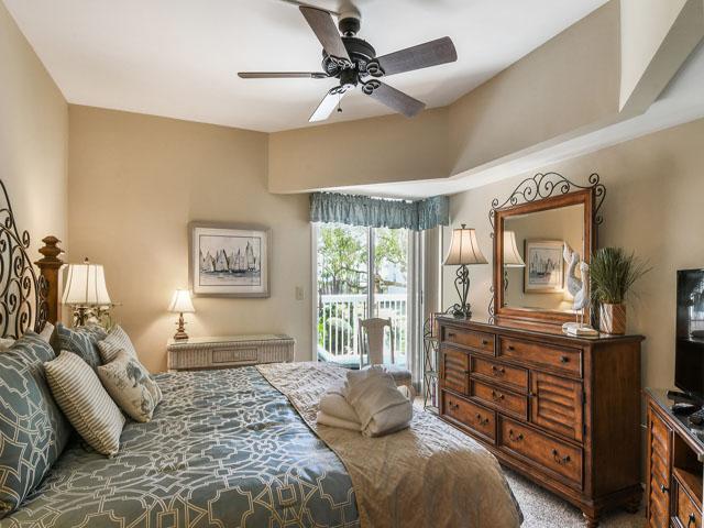 108 Barrington Arms - Master Bedroom