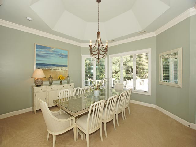 4 East Wind - Dining Room