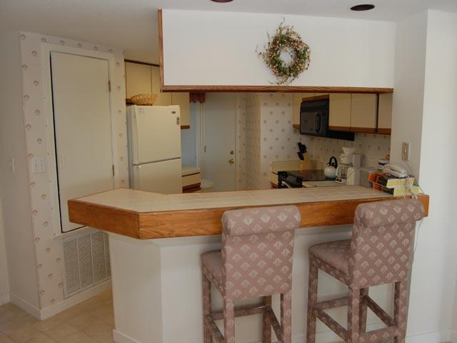 203 Barrington Arms - Kitchen