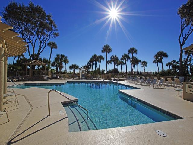 Hampton Place Complex- Pool