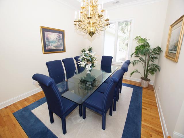 1 Hunt Club - Dining Room
