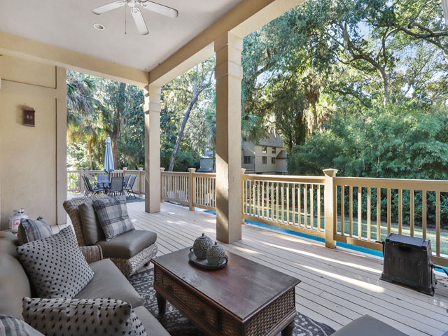 Main Level outdoor living