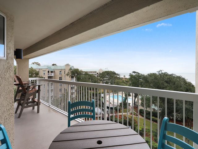 509 Barrington Court - Balcony