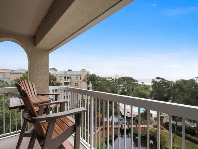 509 Barrington Court - Balcony view