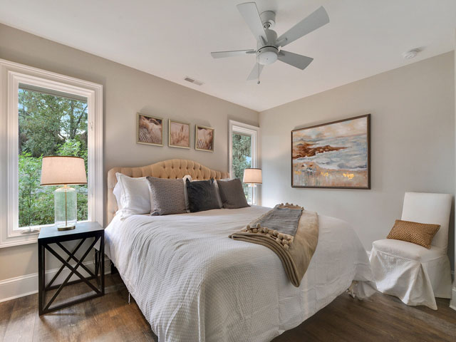 57 North Sea Pines - Guest Bedroom