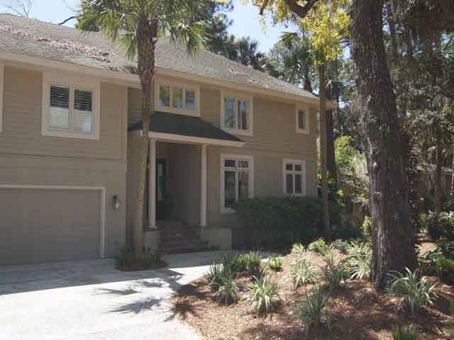 57 North Sea Pines - Front of home