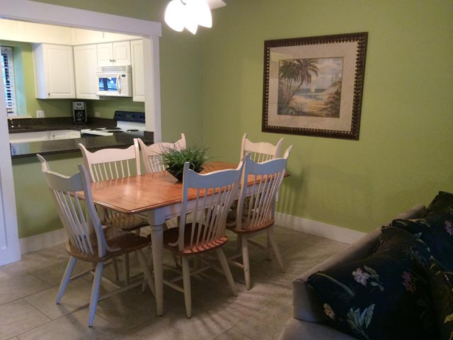 837 Ocean Cove - Dining Area
