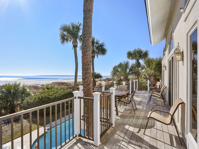 7 Road Runner- Back of house/Deck/Ocean view