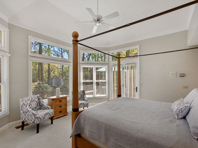 25 Rum Row - Master Bedroom