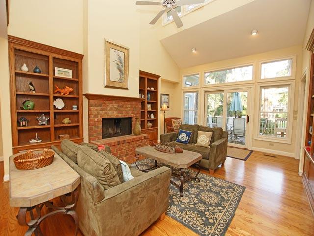 25 Rum Row - Second Living Room