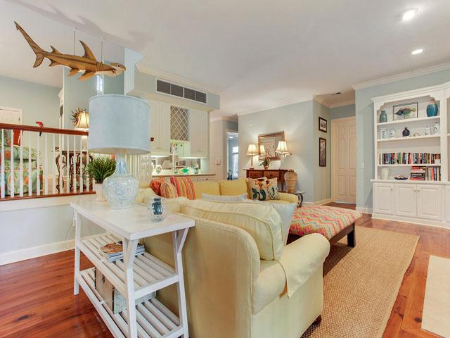 16 Snowy Egret -Living room