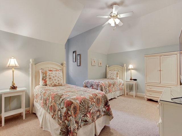 16 Snowy Egret -Bedroom 4