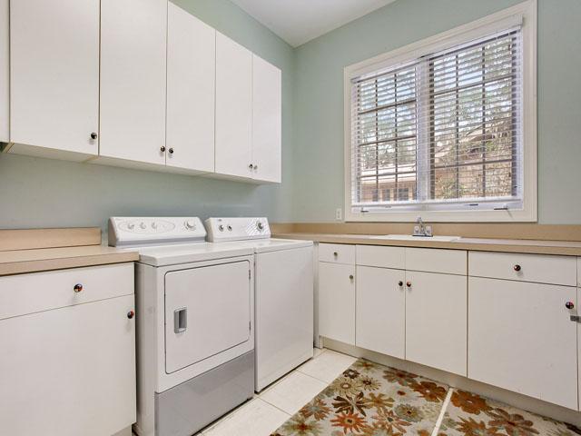 16 Snowy Egret -Laundry room