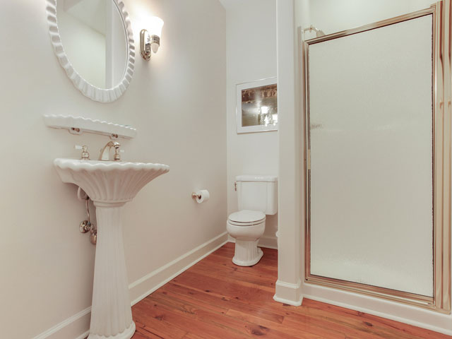 16 Snowy Egret -Bathroom 5