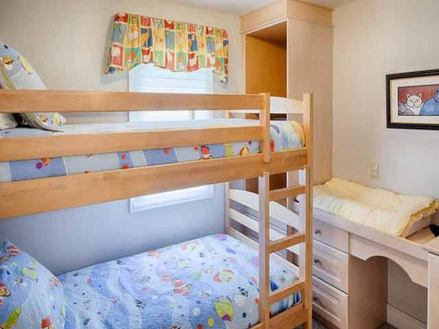 20 Sea Oak - Bunk Bedroom