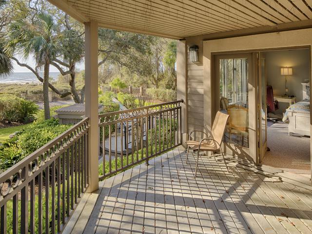 20 Sea Oak - Bedroom Balcony