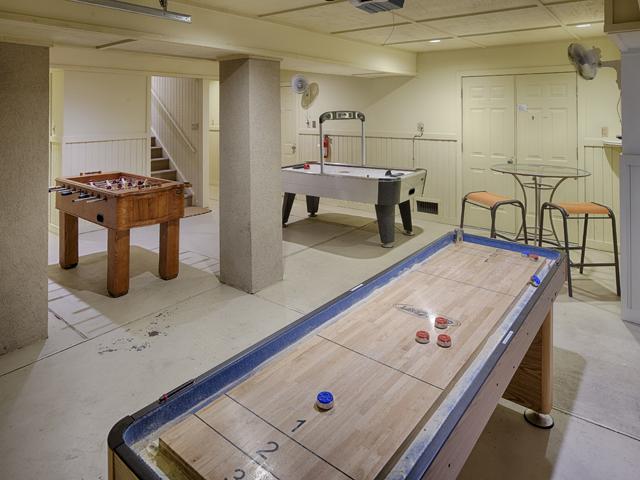 20 Sea Oak - Basement game room