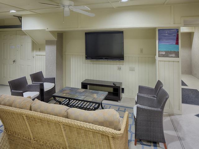 20 Sea Oak - Basement Living Room