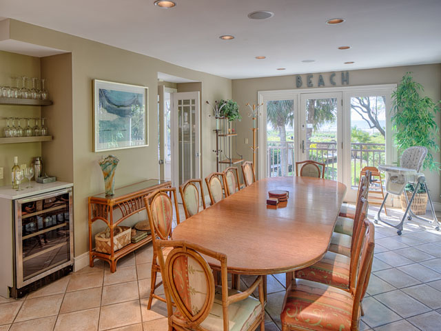 20 Sea Oak-Kitchen Table