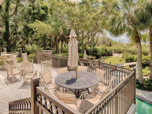 20 Sea Oak - Back Porch