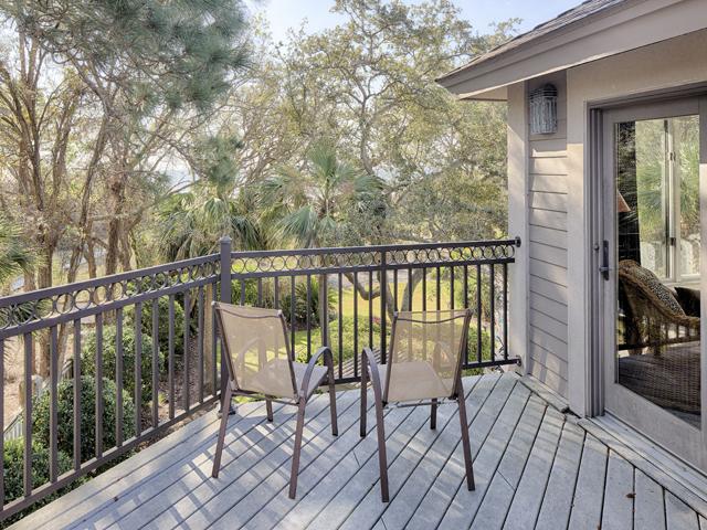 20 Sea Oak - Bedroom 7 Balcony