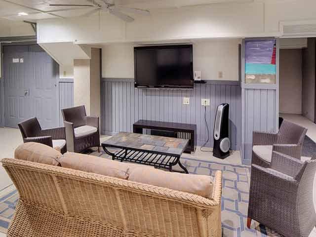 20 Sea Oak - Basement TV room