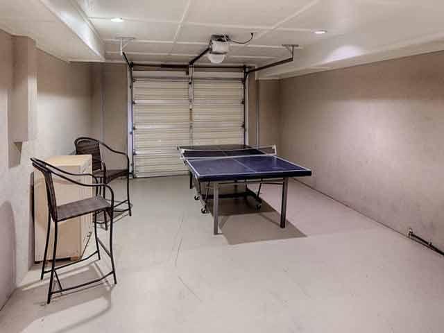 20 Sea Oak - Ping Pong Table