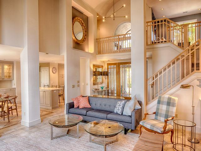 20 Sea Oak - Living room
