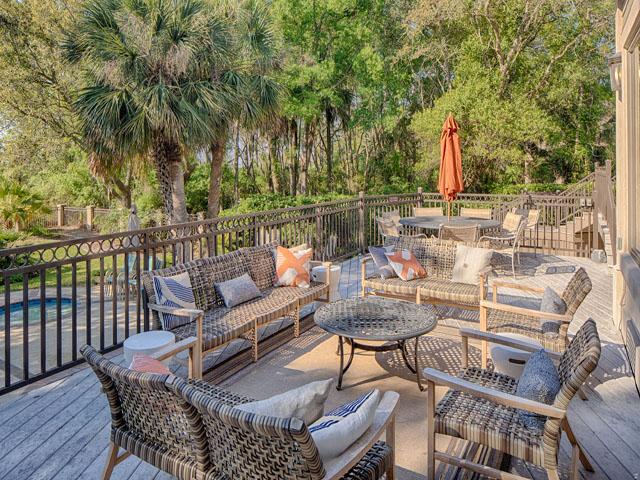 20 Sea Oak - Outdoor sitting area