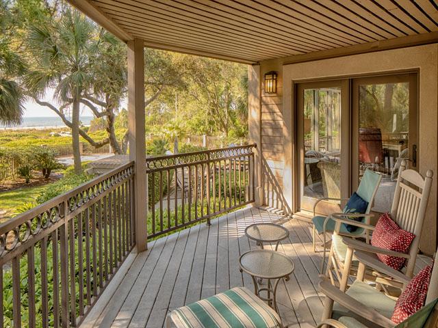 20 Sea Oak - Back patio
