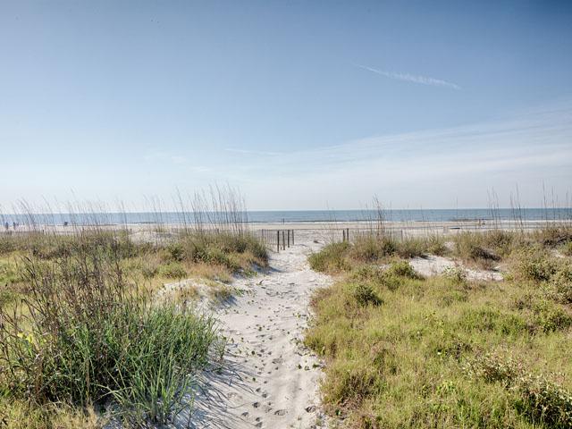 20 Sea Oak -Beach path