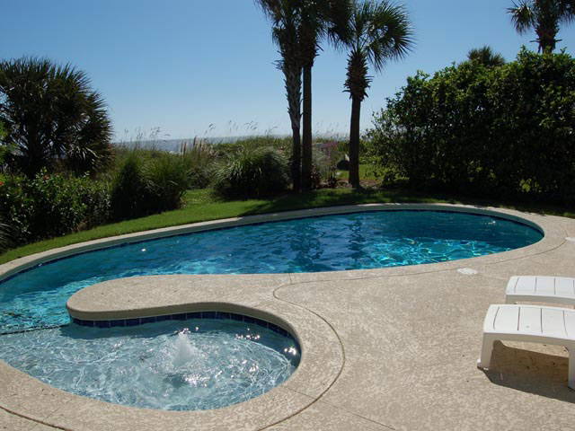 4 Sea Spray - Pool