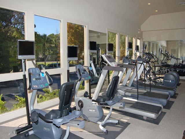 1408 Villamare - Complex Fitness Area