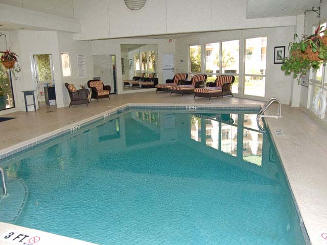 1408 Villamare - Indoor Pool