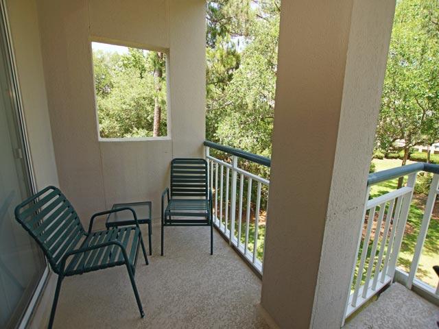 4201 Windsor Court - Balcony