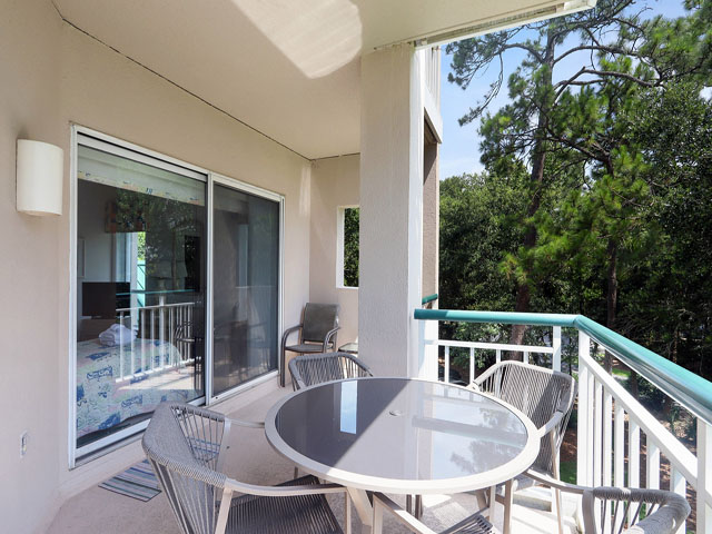 4201 Windsor Court - Balcony
