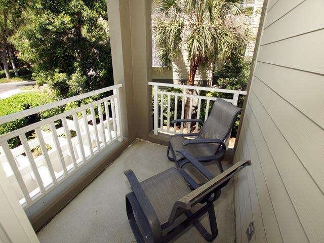 8121 Wendover Dunes - Master Bedroom Balcony