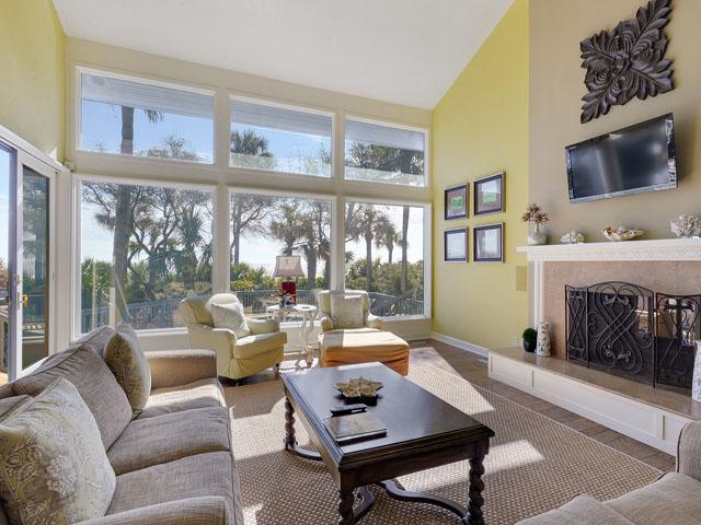 12 Brigantine - Living Room