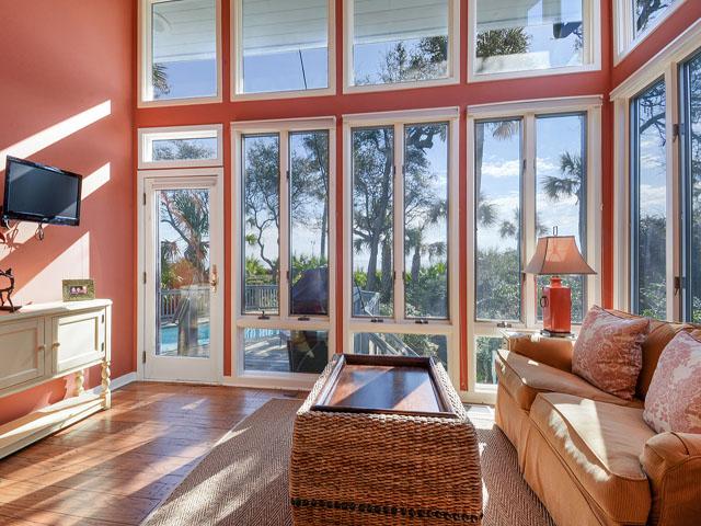 12 Brigantine - Sun Room off Kitchen
