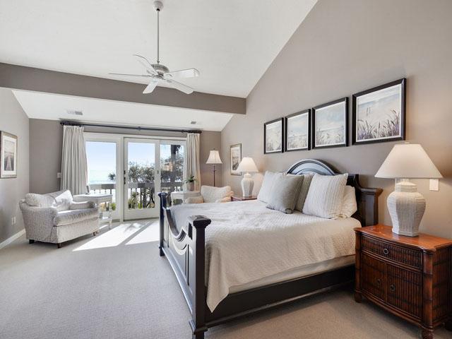 12 Brigantine - Master Bedroom