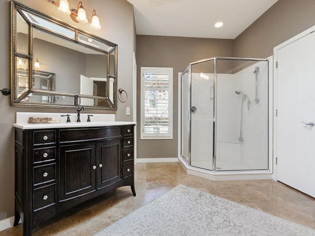12 Brigantine - Master Bathroom