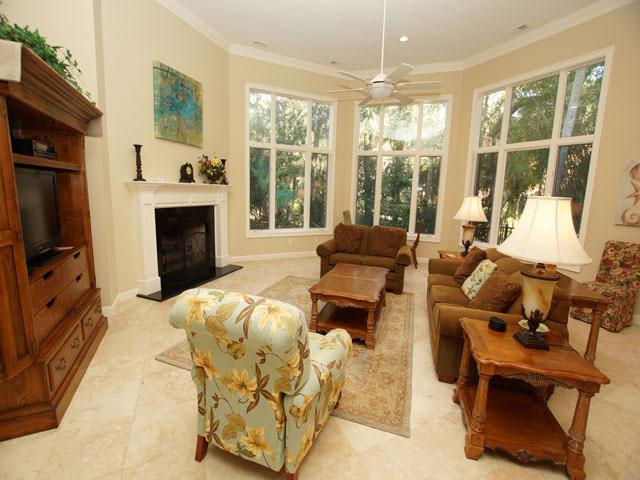 7 Sandhill Crane - Living Room
