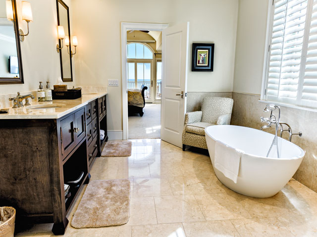 15 Dune Lane - Second Floor Master Bathroom