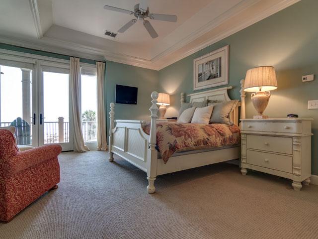 17 Brigantine - Master Bedroom