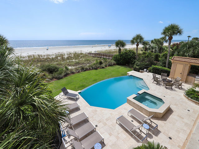 21 Brigantine - Pool and View