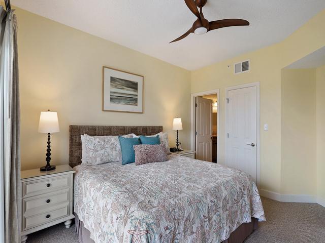505 Windsor Place - Master bedroom