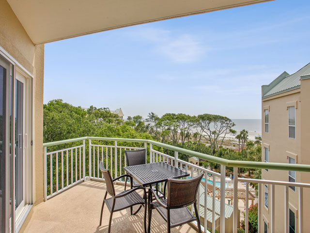 505 Windsor Place - Balcony