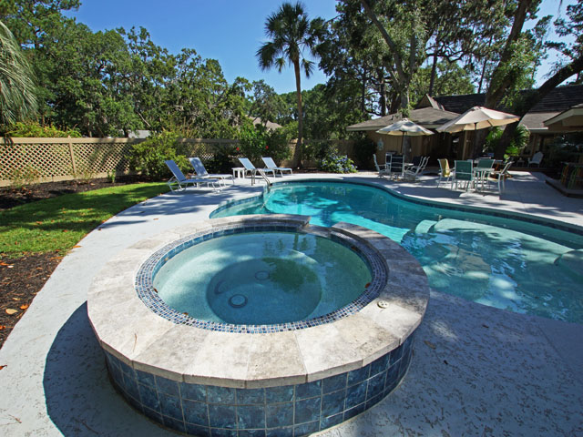 91 Baynard Cove- Pool